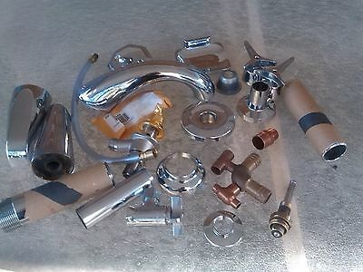 Plumbing lot of mixed kohler delta items all new items no boxes DEAL  free ship