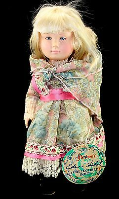 EFFANBEE Collectible Blonde Hair Contessa 11 Inch Doll
