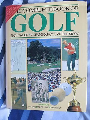 The Complete Book Of Golf.