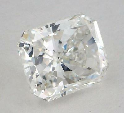 1.10 carat radiant cut loose diamond H/I SI3     FG10725
