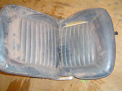 1965 Ford Mustang Passenger Right Side Front Seat