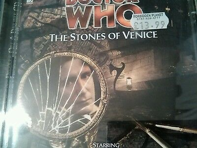 Dr Who Big Finish Audio THE STONES OF VENICE   No.18 Paul McGann 8th Doctor