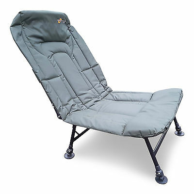 Cyprinus Extra Super Lightweight Extra Large Wide Reclining Carp fishing Chair
