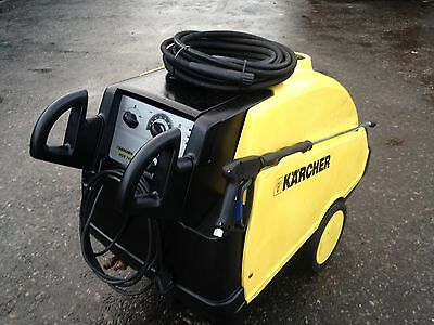 Karcher HDS 745/240v Hot Pressure Washer / Steam Cleaner/jet Wash