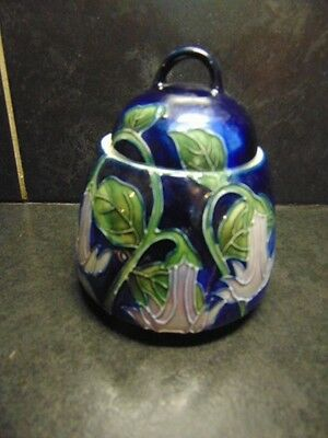 Pretty Old Tupton Ware lidded POT