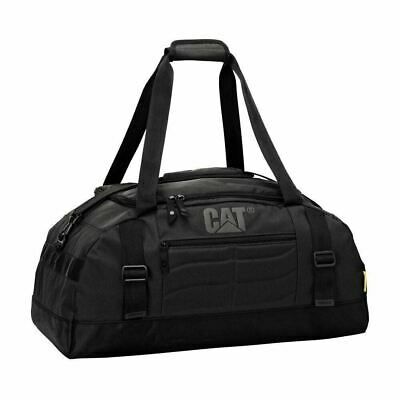 CAT Millennial 55L Quality Large Duffel Sports Training Bag Holdall - Black