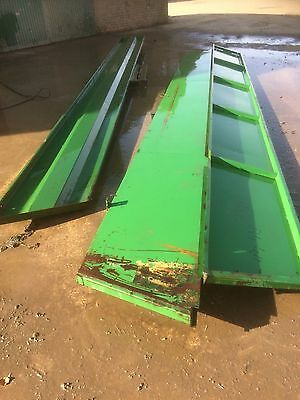 3 Bailey Trailer Extention Sides