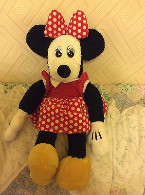 Unusual Minnie Mouse Soft Toy