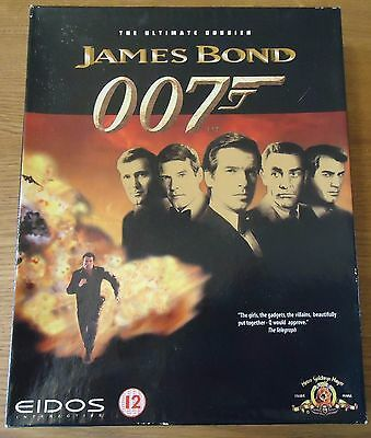 James Bond : Collection Of Miscellaneous Items.