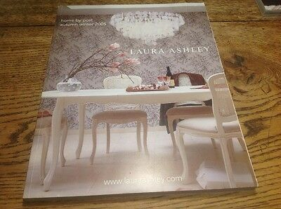 Laura Ashley Catalogue Autumn/Winter 2005