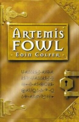 Artemis Fowl by Colfer, Eoin Hardback Book The Cheap Fast Free Post