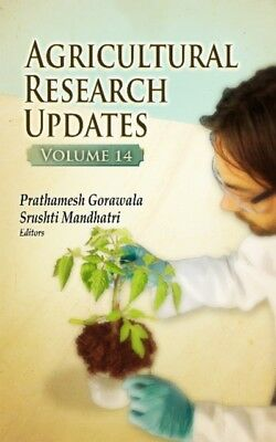 Agricultural Research Updates, 9781536103441