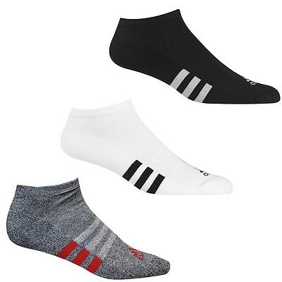 Adidas Golf 2016 Simple No Show Basse Chaussettes Hommes