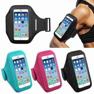 Sports Running Jogging Gym Armband Arm Band Case Cover Holder Pouch For Phones
