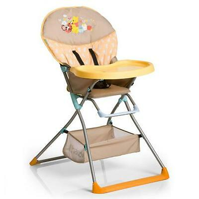 Chaise Haute - Chaise Haute Mac Baby Deluxe Winnie l'Ourson in the Sun