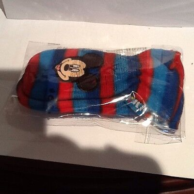 Avon Mickey Mouse Gloves New Sealed