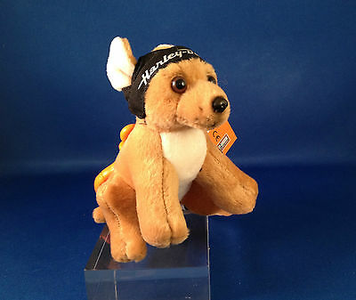 COLLECTIBLES ANIMAL DOG CHIHUAHUA RARE PUPPY GIFT H-D CLIP-ON w/SOUND BARKS NEW