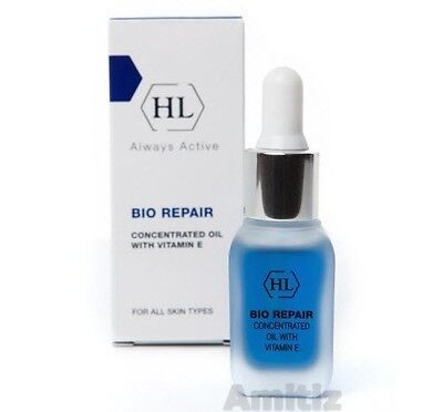 HL HOLY LAND Bio Repair Concentrated Oil with Vitamin E 15ml / 0.5oz