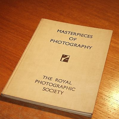 Masterpieces of Photography 1936 from ROYAL PHOTOGRAPHIC SOCIETY collection