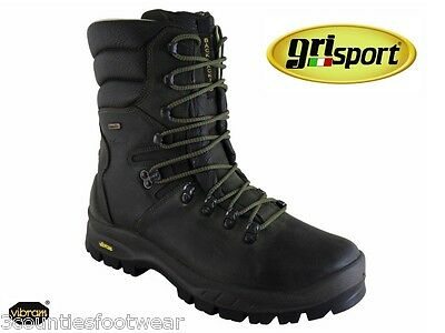 Mens Hunting Shooting Boots - Grisport Ranger Size 6 7 8 9 10 11 12 Waterproof