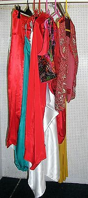 Joblot of Aladdin Style Costumes for Stage / Theatre / Panto or Fancy Dress etc