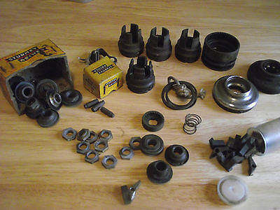 Job Lot of Assorted Sturmey Archer Parts, Some NOS, Vintage Bicycle
