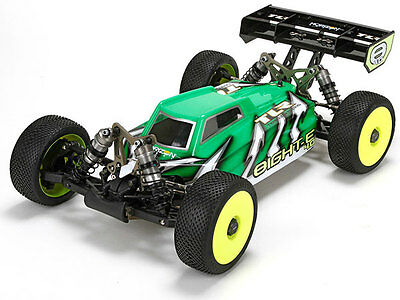 Team Losi Racing 8IGHT-E 4.0 Kit: 1/8 4WD Electric Buggy #TLR04004