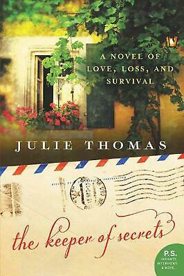 The Keeper of Secrets by Julie Thomas Paperback Book (English)