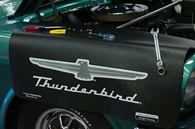 Ford Thunderbird Black Non Slip Tool Grip Fender Cover Officially Licensed