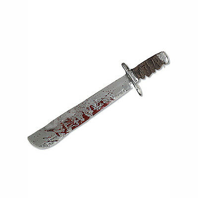Friday The 13th Jason Voorhees Deluxe 22.5 Inch Plastic Machete Costume Prop