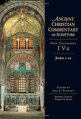 John 1-10 (Ancient Christian Commentary on Scripture) New Hardcover Book Joel C.