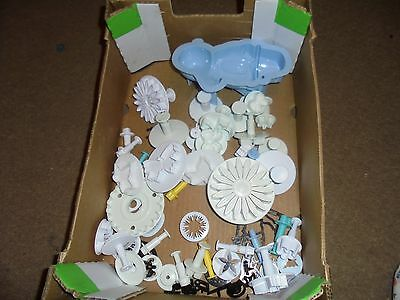 Large amount of assorted cutters  for sugar work and biscuit decorating