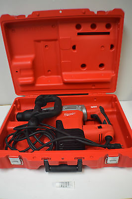 Milwaukee 5446-21 SDS-Max Demolition Hammer With Case - Gently Used - Free Ship!