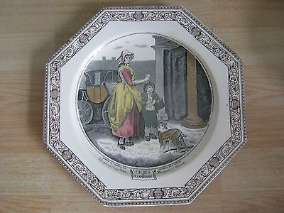 """Adams Cries of London """"Do you want any Matches""""Decorative Plate"""