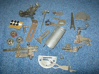 Job Lot,vintage Singer/simco Sewing Machine Parts.
