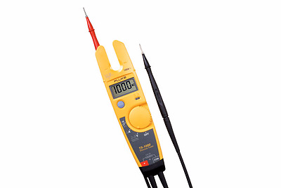 Fluke T5-1000 Voltage, Continuity & Current Tester - Free Post