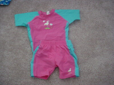 I Play Iplay 22-25 Lb Complete Swim Diaper And Top New