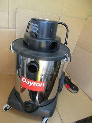 "New Dayton Wet/dry Vacuum Model 22Xj50 24-1/2""  15 Gal"