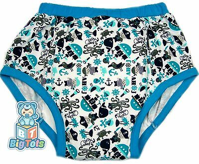 *Big Tots*  PIRATES training pants  Adult Baby