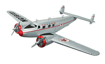 Texaco #24 1937 Lockheed 12A Electra Jr Airplane Bank Diecast Ertl 2016