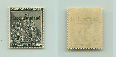 Bechuanaland Protectorate, 1889, SC 67, mint, British Commonwealth. f2139