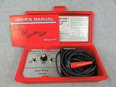 Snap On MT290 Fuel Injection Tester