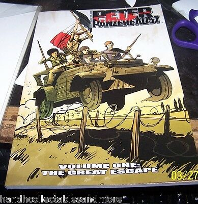 Peter Panzerfaust Tpb The Great Escape Volume One