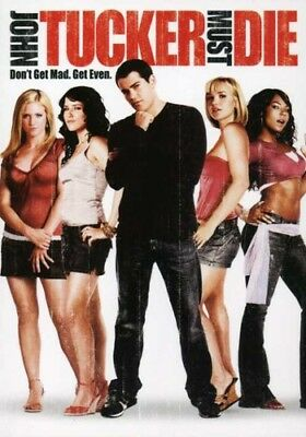 John Tucker Must Die [New DVD] Full Frame, Subtitled, Widescreen, Ac-3/Dolby D