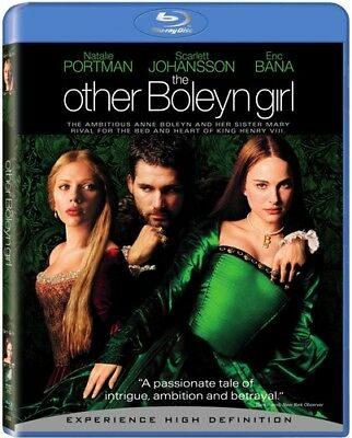 The Other Boleyn Girl [New Blu-ray] Ac-3/Dolby Digital, Dolby, Dubbed, Subtitl