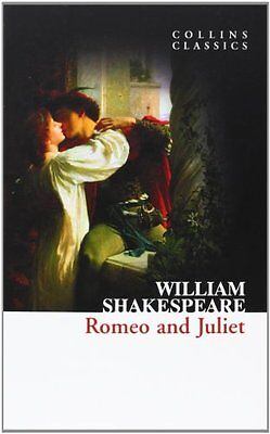 Romeo and Juliet (Collins Classics) New Paperback Book William Shakespeare