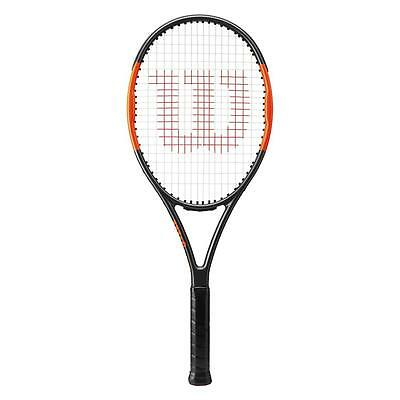 Wilson Burn 100 Team Adult Tennis Racket Racquet - NEW 2017