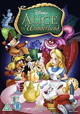 Alice In Wonderland [DVD] - DVD  HAVG The Cheap Fast Free Post
