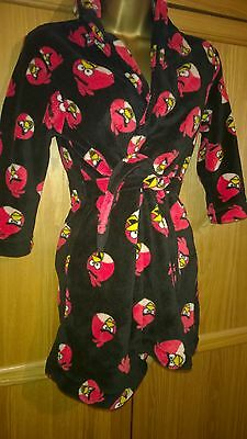 Angry Bird Dressing Gown 6-7 years