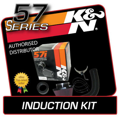 57-0618-1 K&N AIR INDUCTION KIT fits VW CADDY IV 1.6 Diesel 2011-2012  VAN